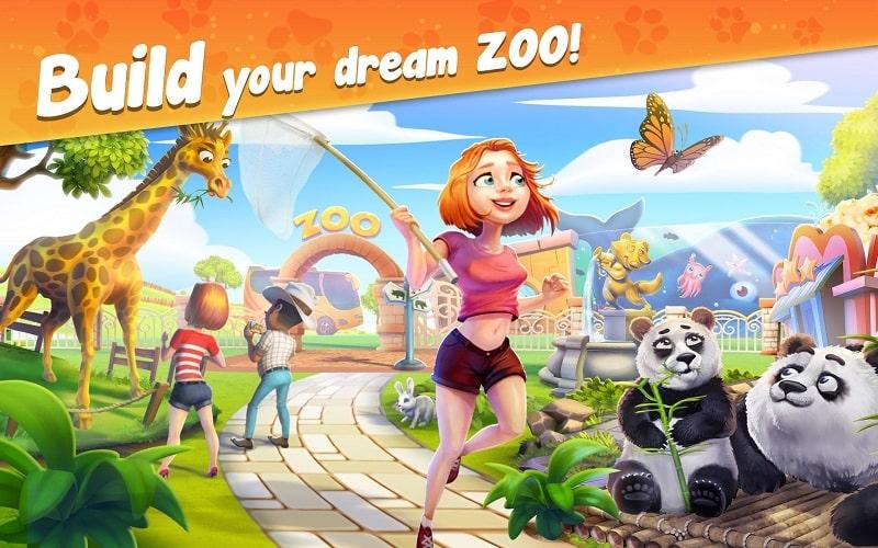 ZooCraft Animal Family mod apk free
