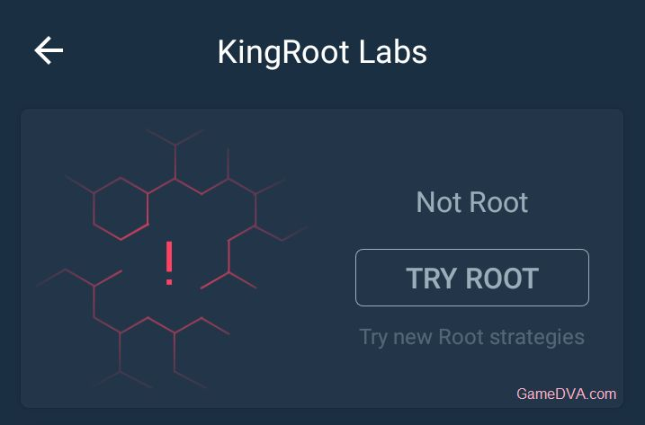 Cách Root Android với KingRoot