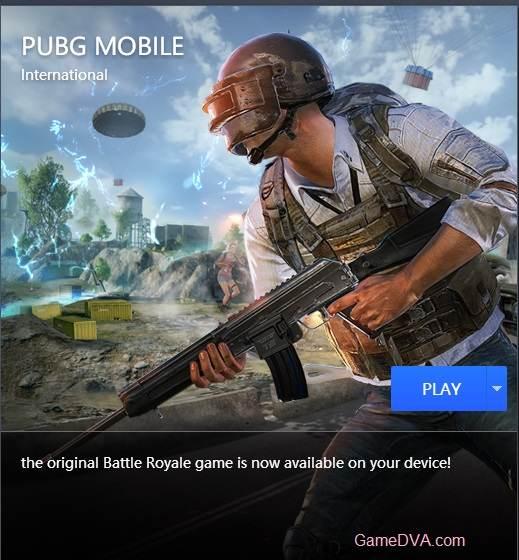 Chơi PUBG Mobile trên PC