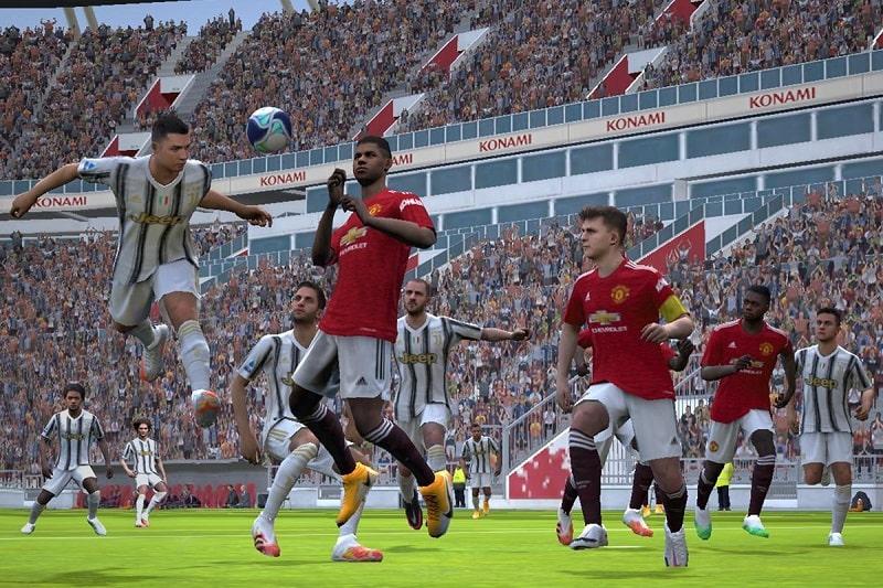 eFootball-PES-2021-mod-apk-free