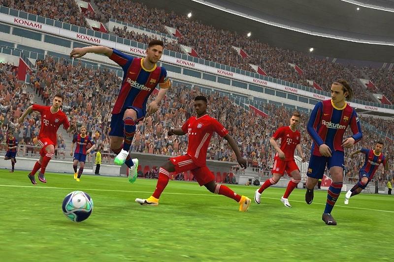 eFootball-PES-2021-mod-apk
