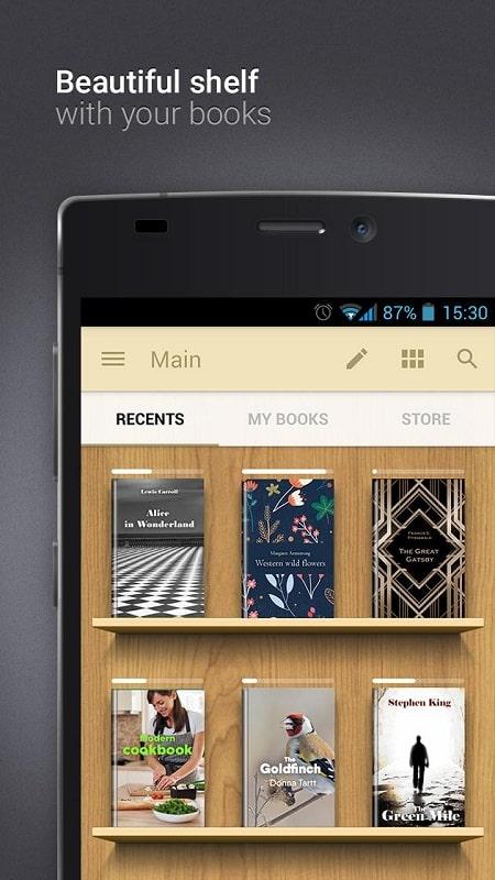 eReader Prestigio Book Reader mod free