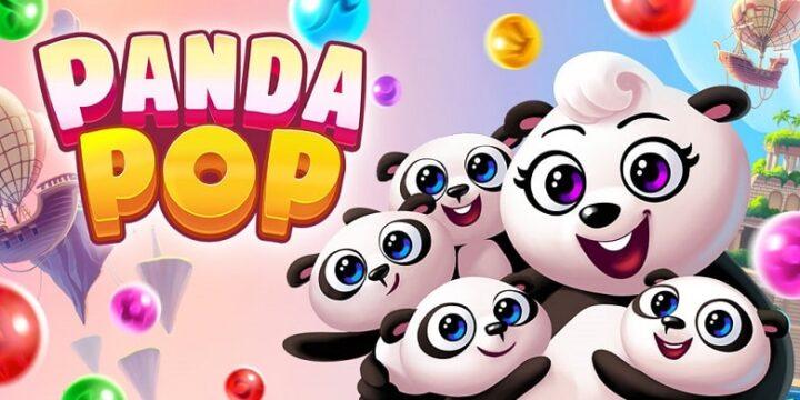 Bubble Shooter Panda Pop