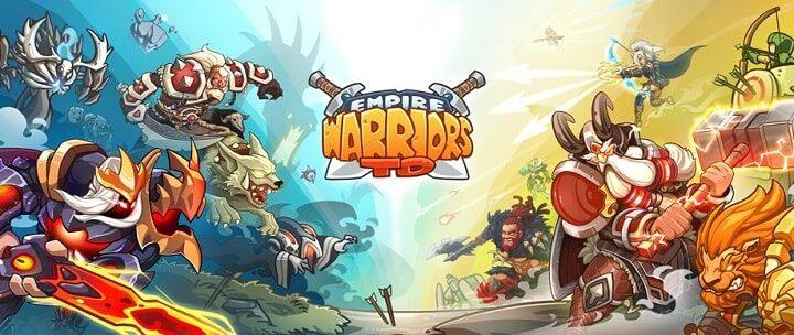 Empire Warriors Premium