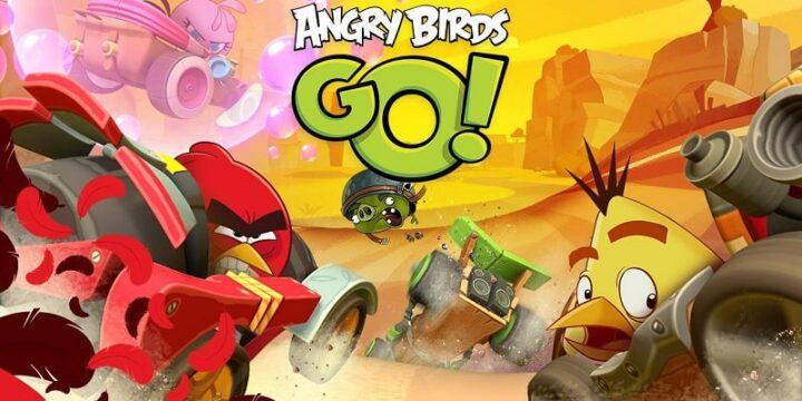 Angry Birds Go mod
