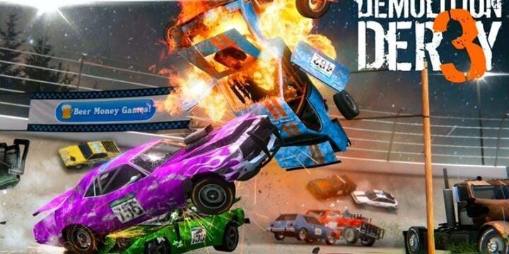 Demolition Derby 3 free