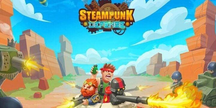 Steampunk Defense download