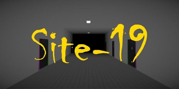SCP Site 19