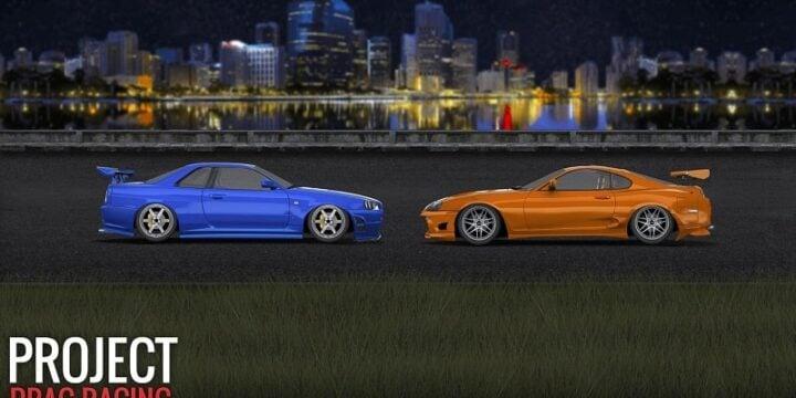 Project Drag Racing free mod