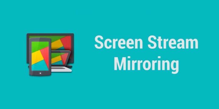 Screen Stream Mirroring Pro