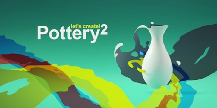 Let's Create! Pottery 2