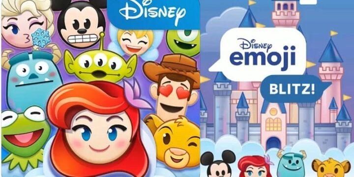 Disney Emoji Blitz mod 2