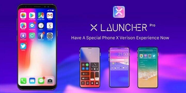 X Launcher Pro
