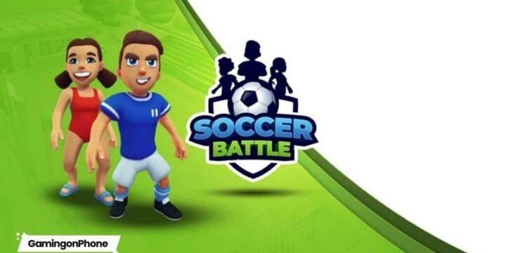 Soccer Battle pure