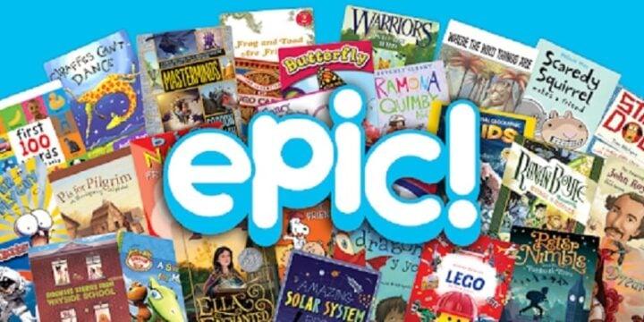 Epic Kids' Books & Educational