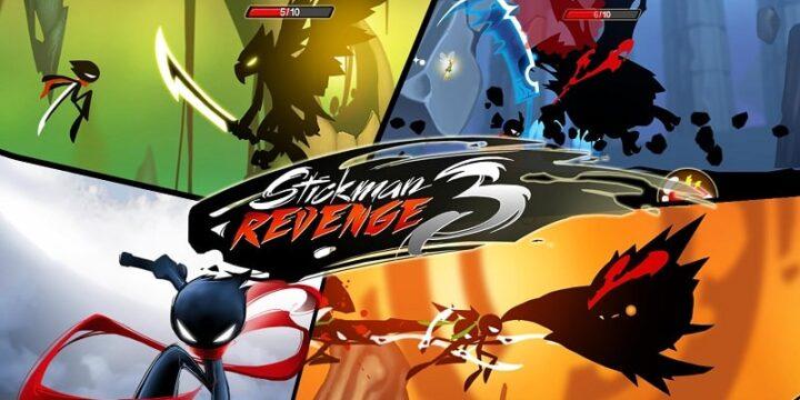 Stickman Revenge