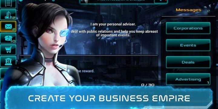 Business Clicker
