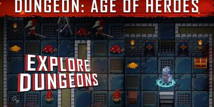 Dungeon Age of Heroes