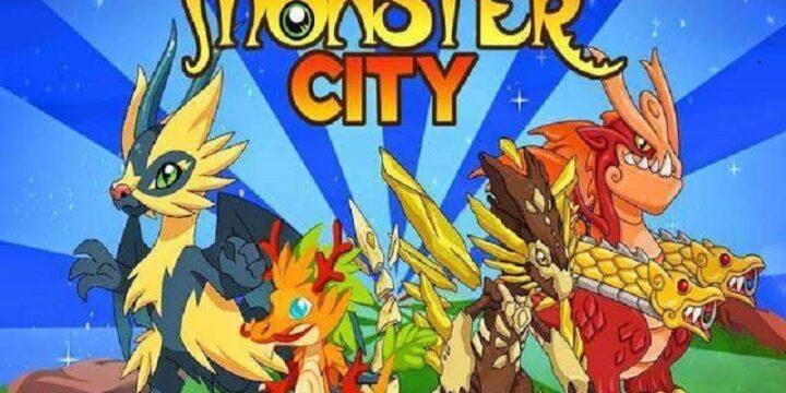 Monster City mod mod