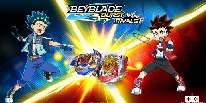 Beyblade Burst Rivals mod
