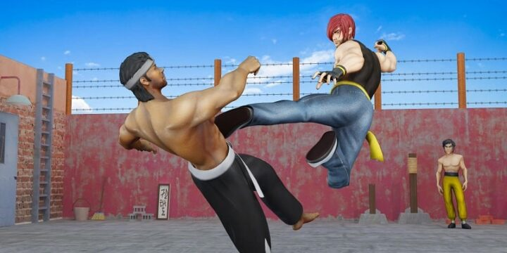 Karate Fighting mod apk