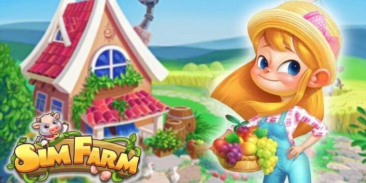 Sim Farm mod