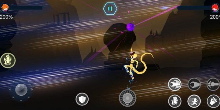 Super Stickman Fighter mod