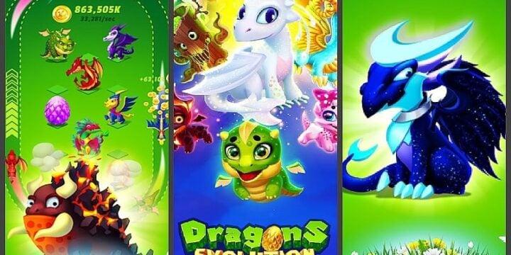 Dragons Evolution mod