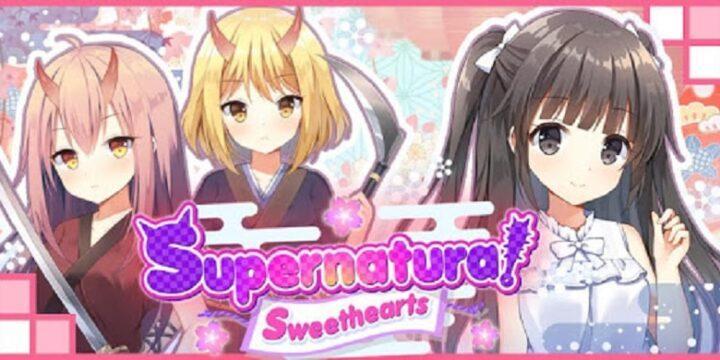 Supernatural Sweethearts mod