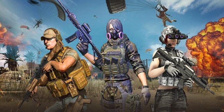 Special OPS Survival Battleground mod free