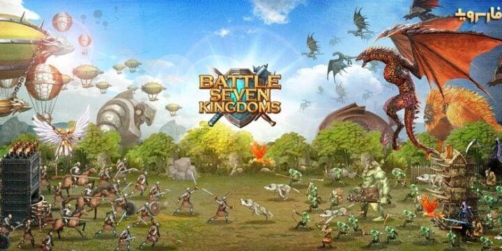 Battle-Seven-Kingdoms mod
