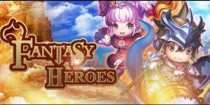 FantasyHeroes mod apk free
