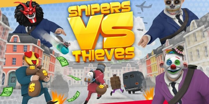 Snipers vs Thieves mod
