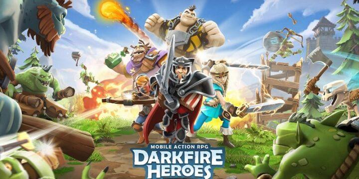 Darkfire Heroes mod