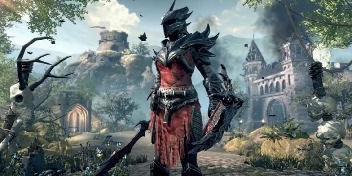 The Elder Scrolls Blades mod