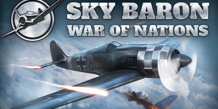 Sky Baron War of Nations mod