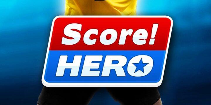 Score! Hero 2 mod