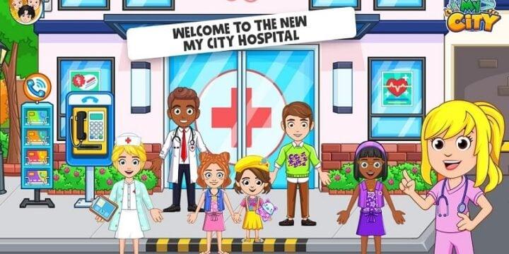My City Hospital mod