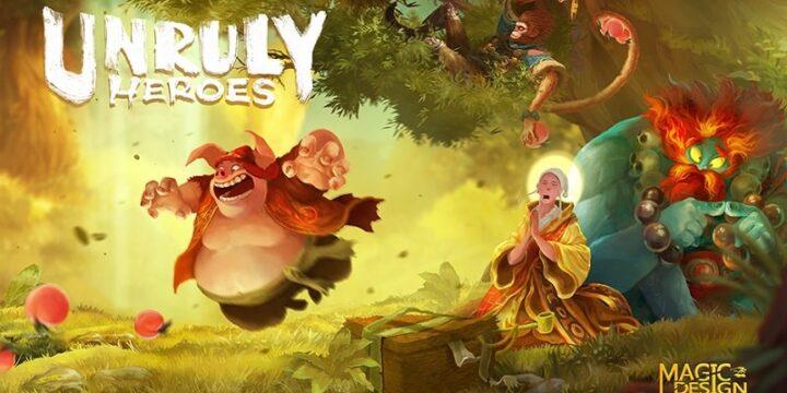 Unruly Heroes mod