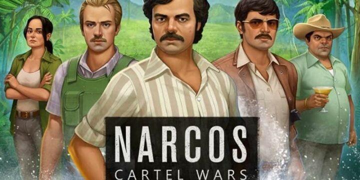 Narcos CW