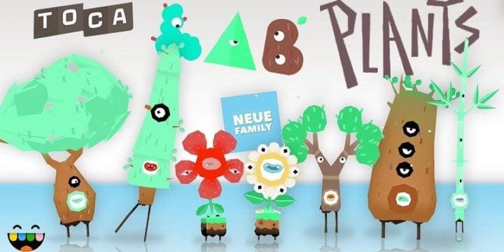 Toca Lab Plants mod