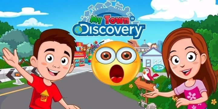 My Town Discovery Pretend Play mod