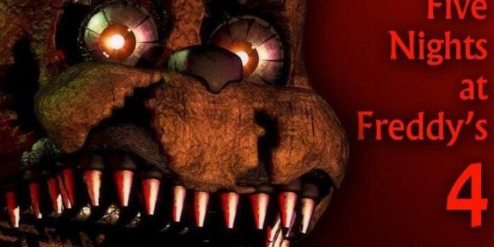 Five Nights at Freddy's 4 mod