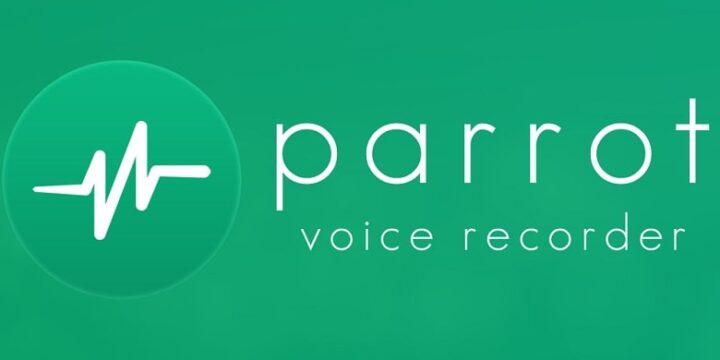 Parrot Voice Recorder