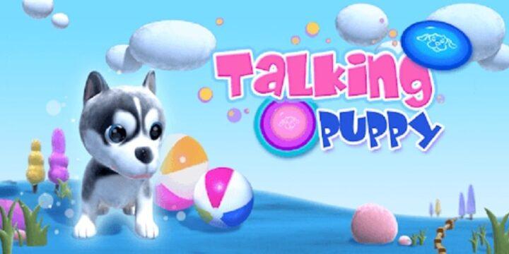 Talking Puppy