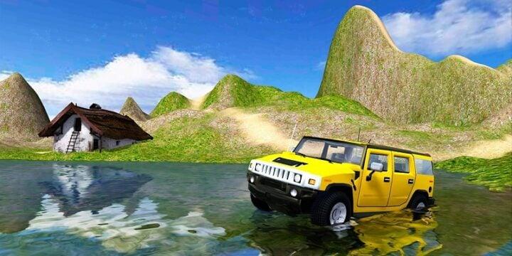 Extreme SUV Driving Simulator mod