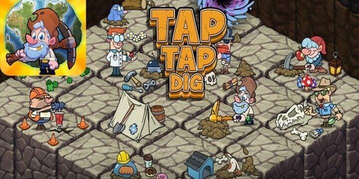 Tap Tap Dig