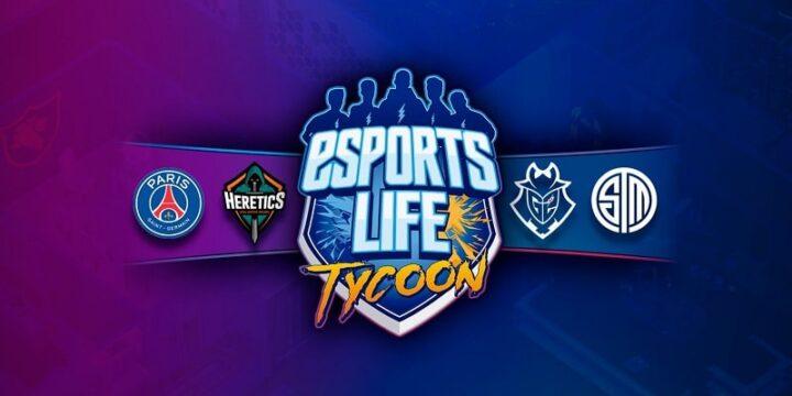 Esports Life Tycoon mod