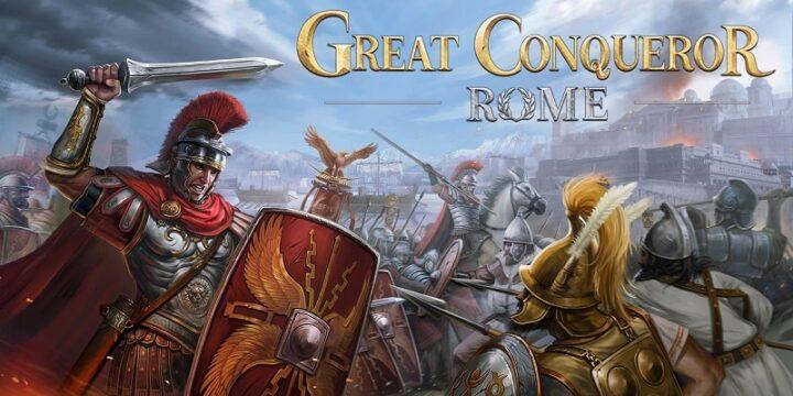 Great Conqueror mod
