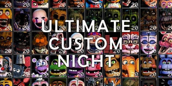 Ultimate Custom Night mod